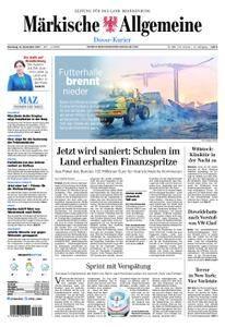 Märkische Allgemeine Dosse Kurier - 12. Dezember 2017