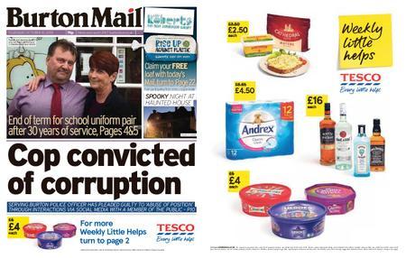 Burton Mail – October 10, 2019