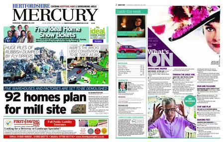 Hertfordshire Mercury – February 28, 2019