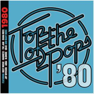 VA - Top Of The Pops 1980 (3CD, 2017)