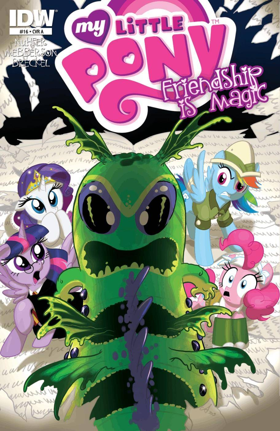 My Little Pony - Friendship is Magic 016 2014 2 covers digital