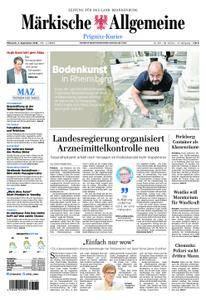 Märkische Allgemeine Prignitz Kurier - 05. September 2018