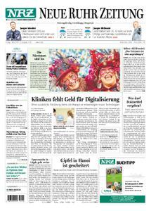NRZ Neue Ruhr Zeitung Essen-Postausgabe - 01. März 2019
