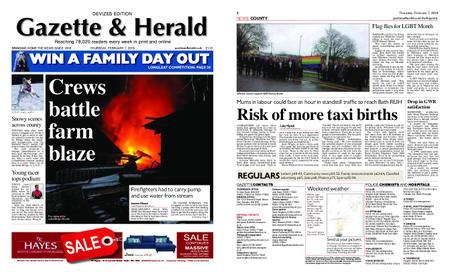 Gazette & Herald – February 07, 2019