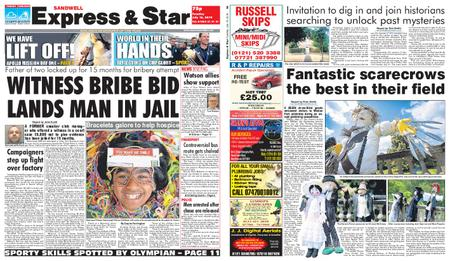 Express and Star Sandwell Edition – July 16, 2019