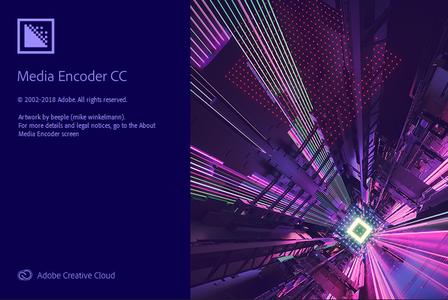 Adobe Media Encoder CC 2019 v13.1.5.35 (x64) Multilingual Portable