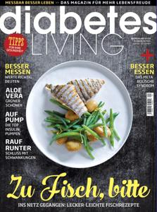 Diabetes Living Germany – August 2021