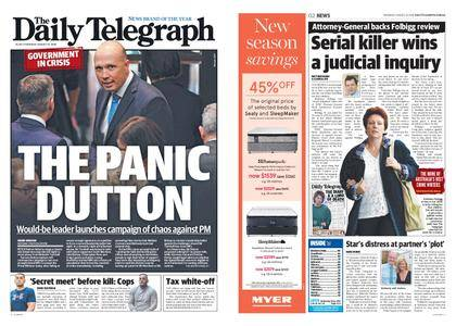 The Daily Telegraph (Sydney) – August 23, 2018