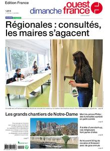 Ouest-France Édition France – 11 avril 2021
