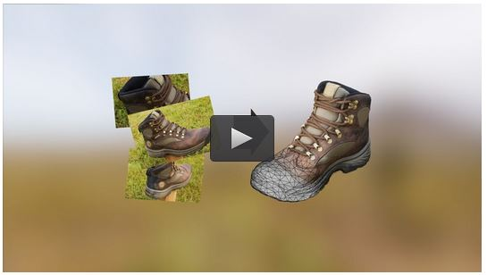 Udemy – Generate a 3D model from photos using Agisoft PhotoScan