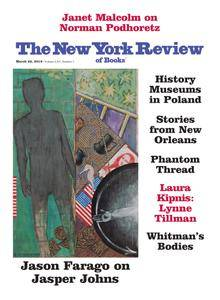 The New York Review of Books - February 24, 2018
