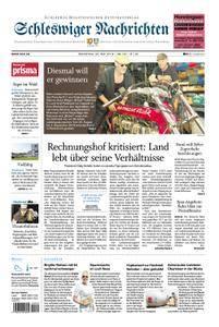 Schleswiger Nachrichten - 29. Mai 2018