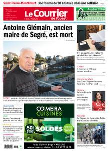 Le Courrier de l'Ouest Nord Anjou – 22 janvier 2020