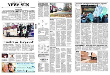 Lake County News-Sun – March 31, 2020