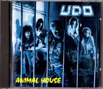 U.D.O. - Animal House (1987) {1992, Reissue}