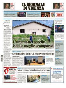 Il Giornale di Vicenza - 21 Giugno 2019