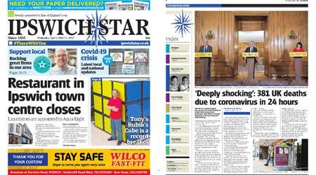 Ipswich Star – April 01, 2020