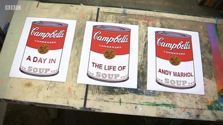 BBC - A Day in the Life of Andy Warhol (2015)