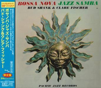 Bud Shank & Clare Fisher - Bossa Nova Jazz Samba (1962) {2013 Japan Jazz & Bossa Nova Best & More Series CD07of8}