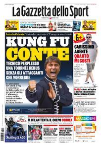 La Gazzetta dello Sport – 19 luglio 2019