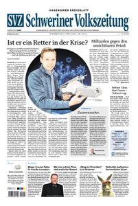 Schweriner Volkszeitung Hagenower Kreisblatt - 02. April 2020
