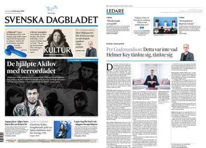 Svenska Dagbladet – 11 februari 2018
