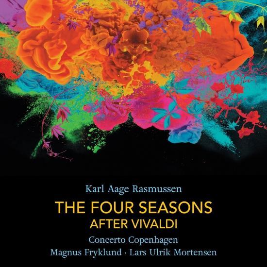 Concerto Copenhagen - The Four Seasons After Vivaldi (2019) [Official Digital Download 24/192]