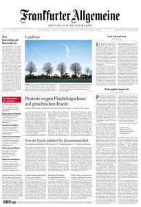 Frankfurter Allgemeine Zeitung F.A.Z. - 23. Januar 2020