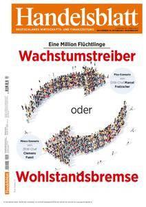 Handelsblatt - 30. Oktober 2015