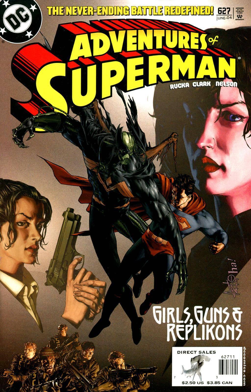Adventures of Superman 627