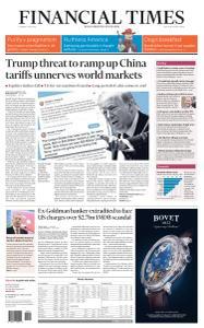 Financial Times USA - May 7, 2019