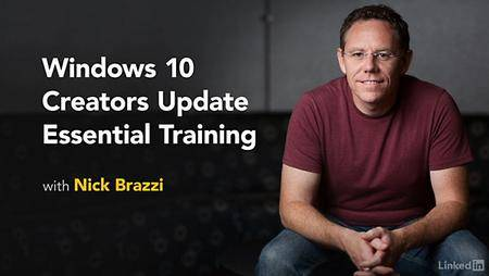 Lynda - Windows 10 Creators Update Essential Training (2017) (updated Apr 28, 2017)