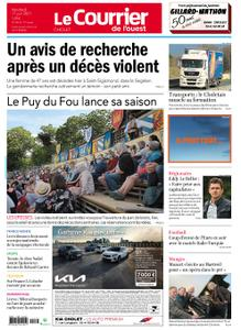 Le Courrier de l'Ouest Cholet – 11 juin 2021
