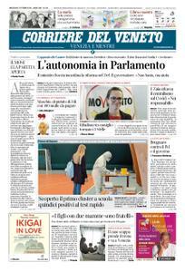 Corriere del Veneto Venezia e Mestre – 07 ottobre 2020