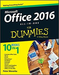 Office 2016 All-In-One For Dummies (Repost)