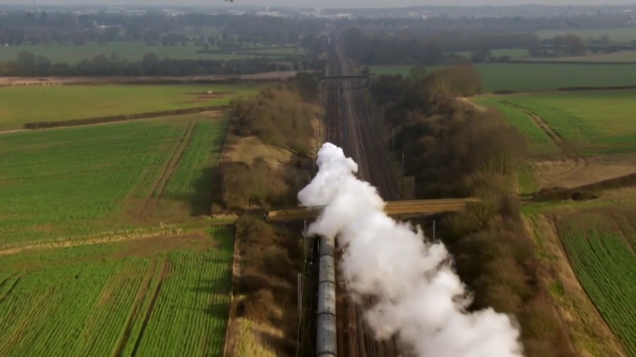 BBC - Great British Railway Journeys: Series 8 (2017)