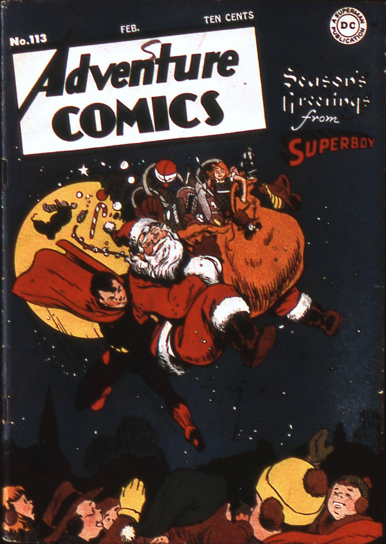 Adventure Comics 1947-02 113