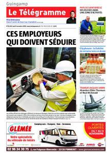 Le Télégramme Guingamp – 04 novembre 2019
