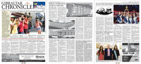 Gibraltar Chronicle – 16 July 2018