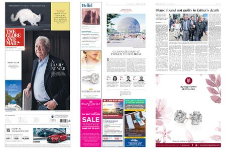 The Globe and Mail – July 20, 2019
