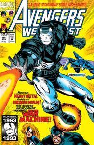 Avengers West Coast 094 1993 Digital AnHeroGold-Empire