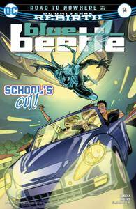 Blue Beetle 014 2017 2 covers Digital Zone-Empire