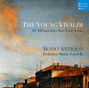Antonio Vivaldi - The Young Vivaldi: RV 820 and Other Rare Early Works - Modo Antiquo, Sardelli (2015) {Harmonia Mundi}