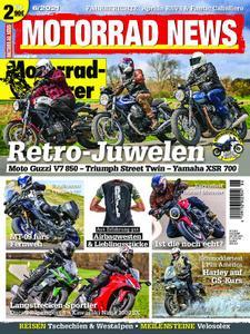Motorrad News – Juni 2021