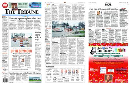 The Tribune Jackson County, Indiana – April 04, 2020