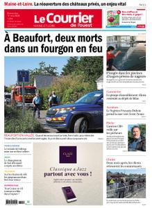 Le Courrier de l'Ouest Cholet – 17 mai 2020