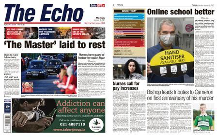 Evening Echo – January 18, 2021