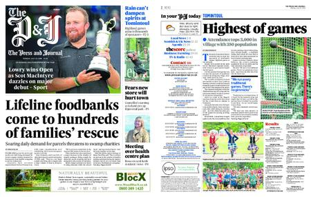 The Press and Journal Moray – July 22, 2019