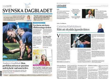 Svenska Dagbladet – 27 juni 2018
