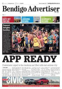 Bendigo Advertiser - October 26, 2017